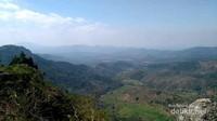 Pemandangan nan indah dari Gunung Besek