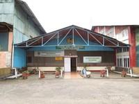 Pabrik teh yang terletak di dalam area Perkebunan Teh Malabar