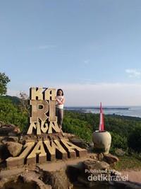Dataran tinggi Karimun Jawa