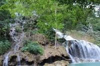 Air Terjun Lapopu  berada dikawasan taman nasional manupeu tanahdaru, memiliki air yang sangat jernih berwarna hijau kebiruan. Disana juga terdapat pembangkit listrik tenaga mikro hidro.