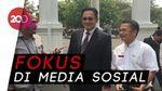 Farhat Abbas Bukan Jubir, Tapi Juru Kampanye Jokowi-Maruf