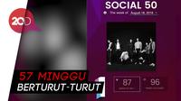 Puncaki Social 50 Billboard, BTS Kalahkan Rekor Justin Bieber!
