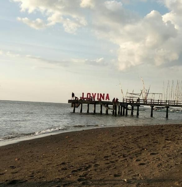 Pantai Lovina, Buleleng, Bali