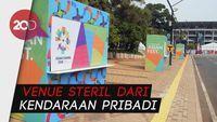 500 Bus Siap Antar Warga ke Venue Asian Games Gratis!