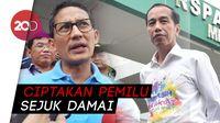 Sandi akan Bertemu Jokowi: Tunggu Jadwal, Beliau Sibuk Sekali