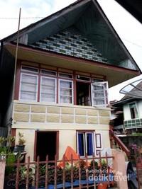 Rumah Tradisional di Kerinci
