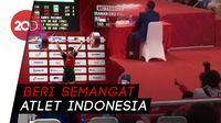 Standing Applause dan Jempol Jokowi untuk Aksi Eko Yuli
