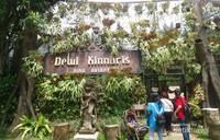 Dewi Kinnaris Bird Aviary, merupakan bagian dari Royal Safari Garden Bogor.