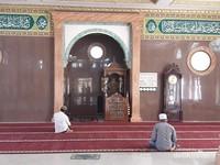 Masjid Malingping, nyaman buat salat