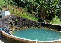 Sumur Jodoh , Pulau Karampuang, Mamuju, Sulawesi Barat