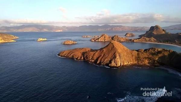 Pulau Padar Tempat Wisata Eksotis Di Indonesia Timur