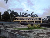 Alun-alun Kota Arga Makmur