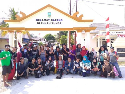 Perkenalkan, Ini Pulau Cantik di Banten