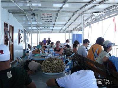 Serunya Perjalanan Menuju Taman Nasional Komodo!