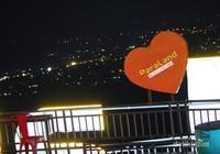 Cahaya malam kota Majalengka