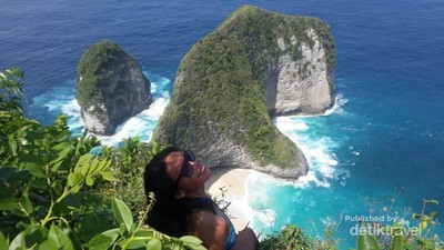 4 Destinasi Instagramable Nusa Penida