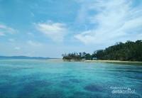 Pemandangan Pulau Pasoso