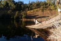 Air Ranu Kumbolo yang masih layak untuk diminum langsung