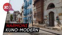 Memutar Waktu di Kota Al Balad