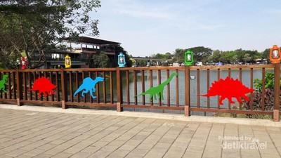 Taman Legenda TMII yang Asyik Buat Wisata Akhir Pekan