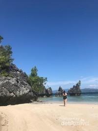 Menuju Pulau Senja.
