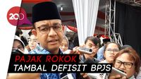 Duh! Pak Anies Kerepotan BPJS Nunggak ke RSUD di Jakarta