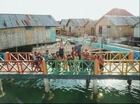 Anak-anak Suku Bajo, Kampung Mola, Wakatobi
