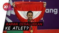 Pak Anies, Kapan Bonus Atlet Peraih Medali Asian Games Cair?