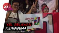 Jokowi Dapat Nomor 1, Relawan Serukan Jokowi Sekali Lagi