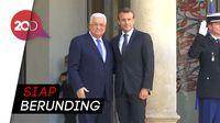 Presiden Palestina Minta Dukungan Prancis soal Yerusalem