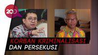 Buni Yani dan Fadli Zon Bentuk Paguyuban Korban Rezim Jokowi