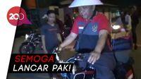 Sepedahan Cilincing-Makkah, Demi Menunaikan Ibadah Haji