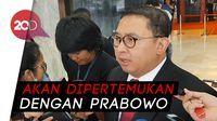 Caleg Golkar Dukung Prabowo-Sandi, Fadli: Berita Gembira