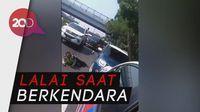 Wanita Penerobos Konvoi Jokowi Kini Berstatus Tersangka