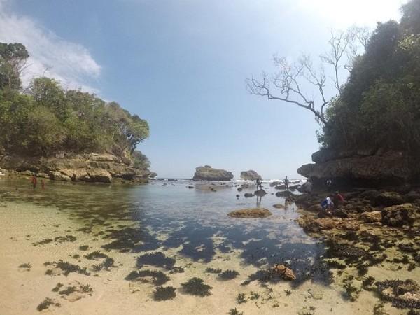 Pantai Goa Pathuk Ilang