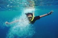 Menyelami keindahan dalam air dari Pantai Wediombo