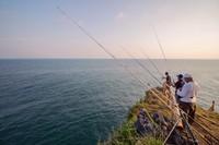Salah satu spot memancing