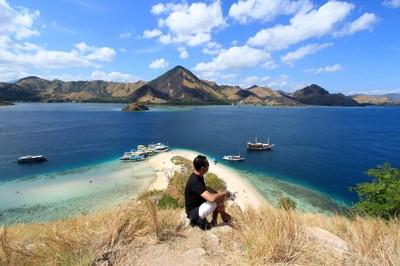 Pulau Kelor, Primadona dari Labuan Bajo