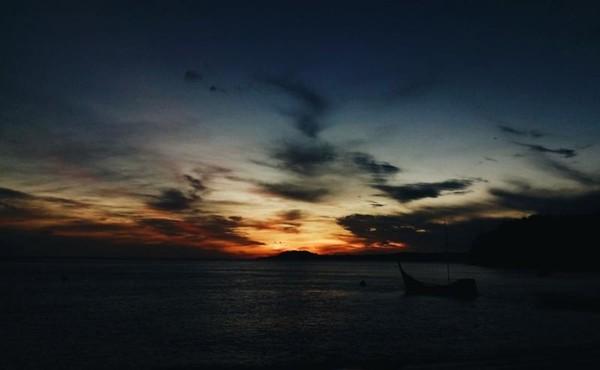 Sunrise di Pantai Iboih