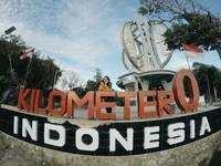 Tugu 0 kilometer Indonesia