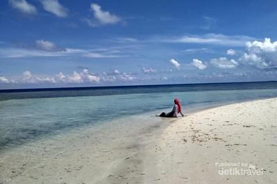 Pulau Tinabo dari Kepulauan Selayar, Saingannya Maldives