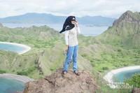 Foto di puncak Pulau Padar