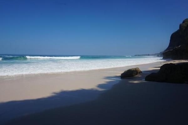 Bagi saya, Pantai Mbawana adalah salah satu pantai tercantik yang ada di Sumba, bahkan Indonesia