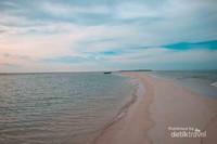 Pulau gusung sanggalau Derawan