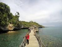 Jembatan instagrammable di Apparalang
