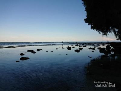 Pantai Wari, Mutiara dari Biak Numfor