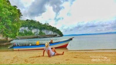Pantai Urai di Raja Ampat, Sudah Tahu Belum?