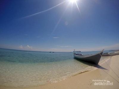 Seperti Punya Pantai Pribadi di Makassar