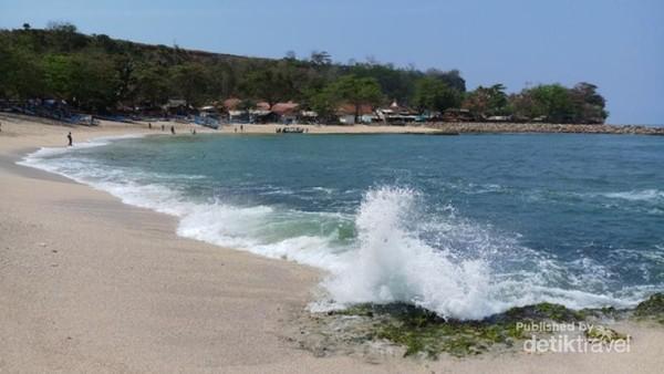 Ide Liburan Akhir Pekan Pantai Rancabuaya Garut