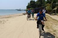 Sisi lain pantai Teluk Awur